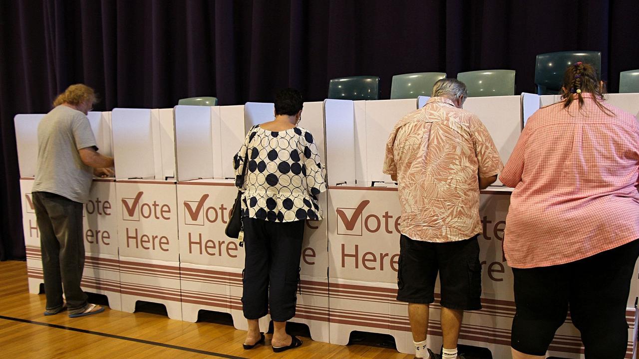 Queenslanders will head to the polls in just over three weeks.