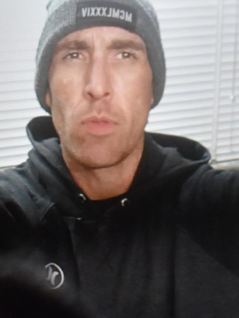 Jarrad Lovison was last seen alive about 3am on April 16.