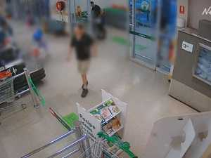 CCTV: Missing man Jarrad Lovison seen entering Woolworths supermarket on 15 April