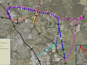 Secret highway plans revealed