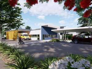 FIRST LOOK: Designs for Sarina hospital released