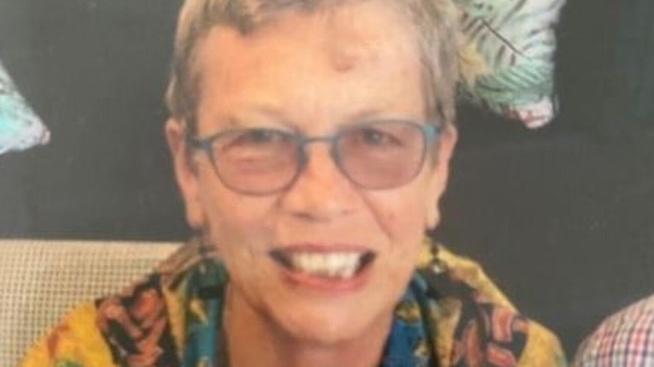 Elizabeth Forman, 72, was last seen walking on her property in Brooklet about 11.40am on October 1.