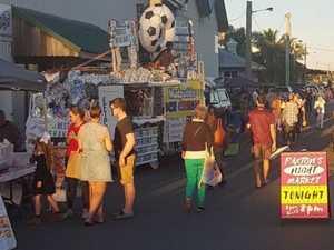 'Goosebumps': Paxton's Night Markets making a comeback