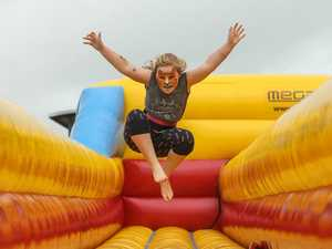Man extradited over bouncy castle arson
