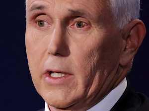Pence's eye sparks wild virus theory