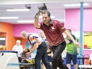 New ten-pin bowling alley scores first strike
