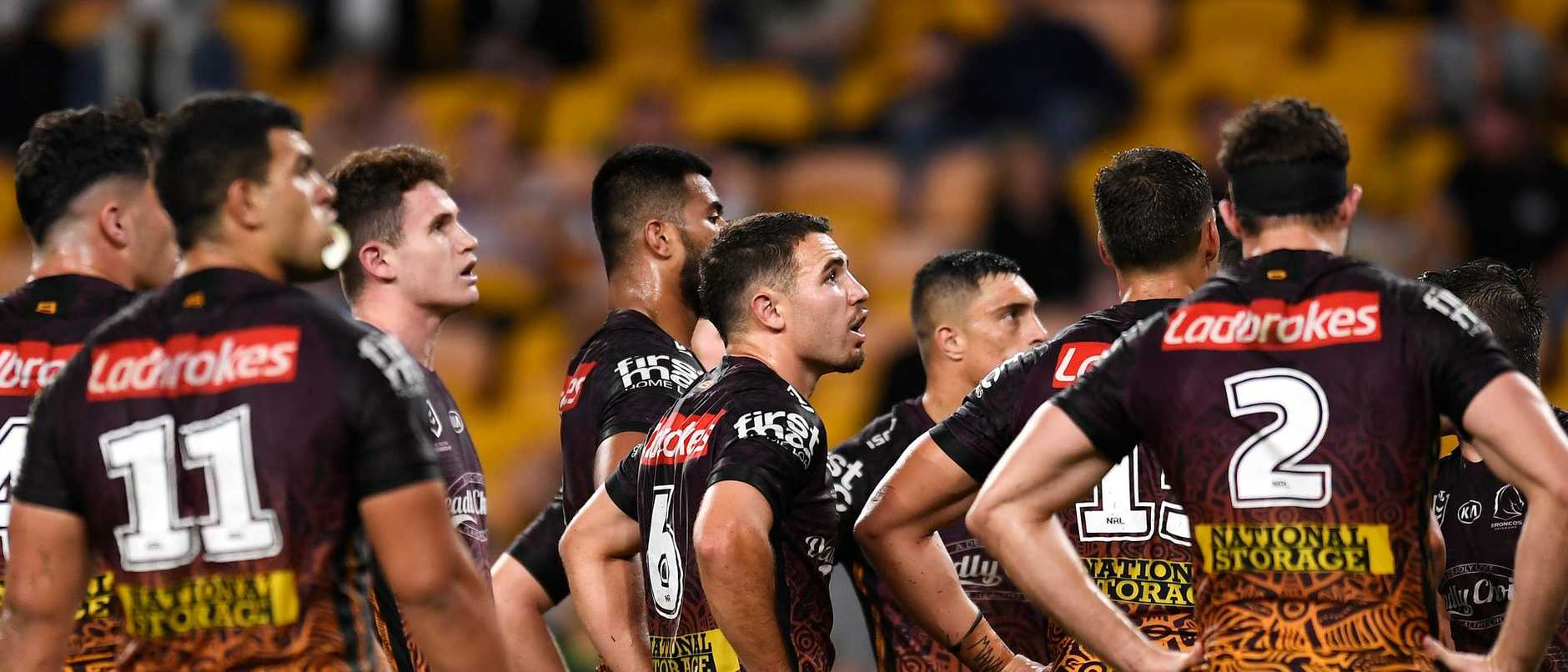 New Brisbane Broncos coach Kevin Walters has promised to overhaul the club's wooden spoon squad - and the cleanout starts Friday.