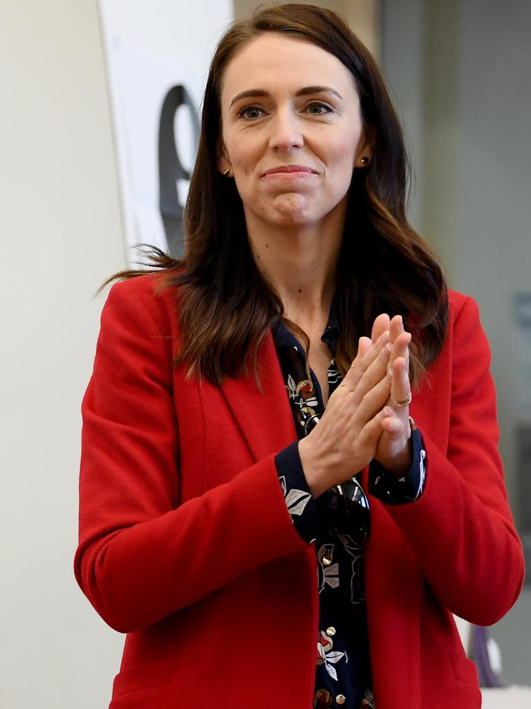 New Zealand Prime Minister Jacinda Ardern. Picture: Hannah Peters/Getty Images.