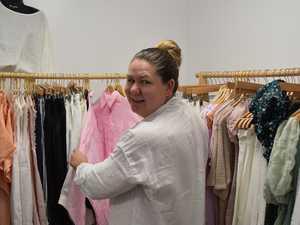 Sleepless newborn nights inspire new clothing business