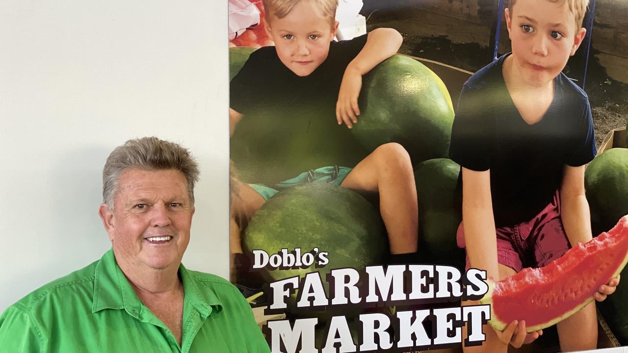 POLITICAL TILT: Rockhampton businessman Dominic Doblo will run as an Independent candidate in the electorate of Rockhampton for the 2020 State Election.