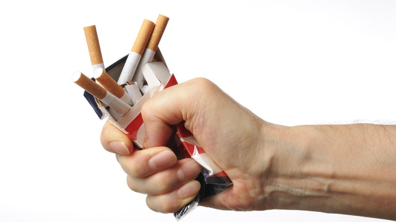 The majority of Queenslanders are now non-smokers. Picture: iStock