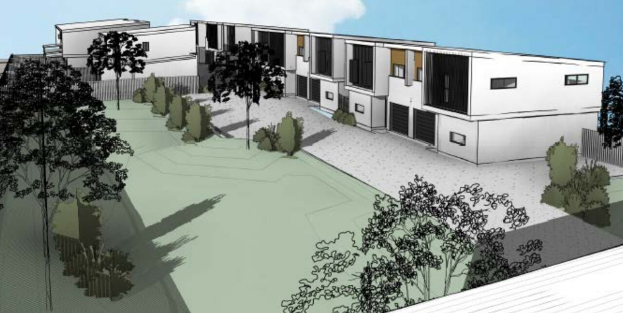 A development application to construct 17 townhouses in Redbank Plains has been submitted to Ipswich City Council.