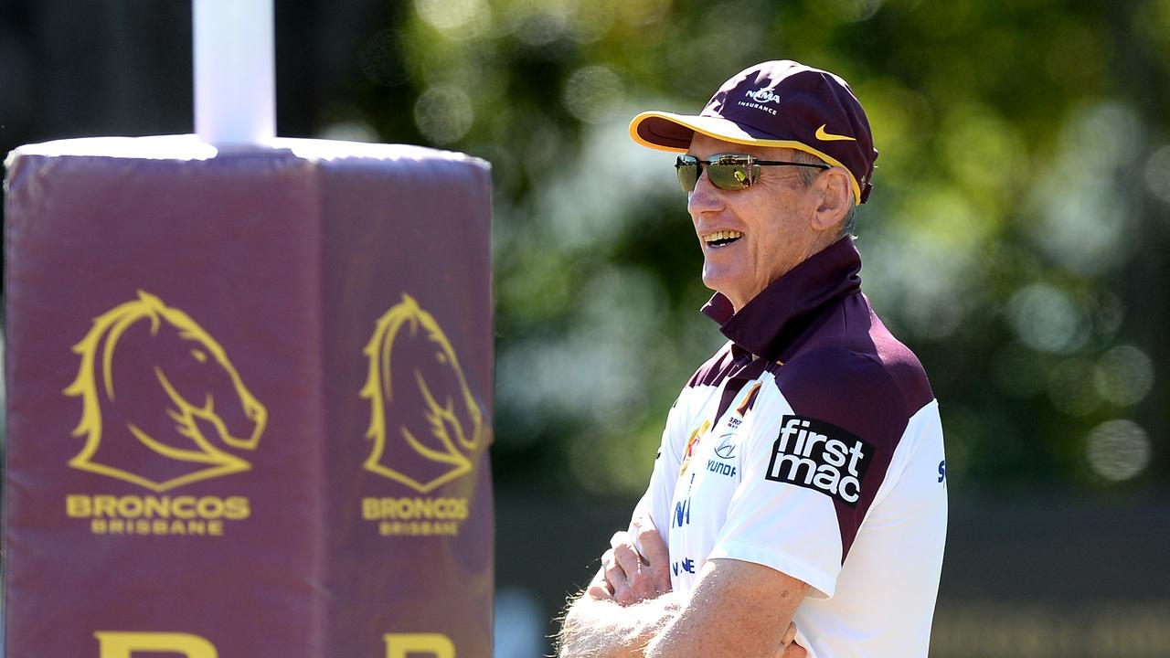 Wayne Bennett isn't playing favourites with his old club. (Photo by Bradley Kanaris/Getty Images)