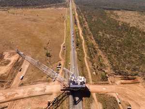 150 jobs: $50m pledge to overhaul region's neglected road
