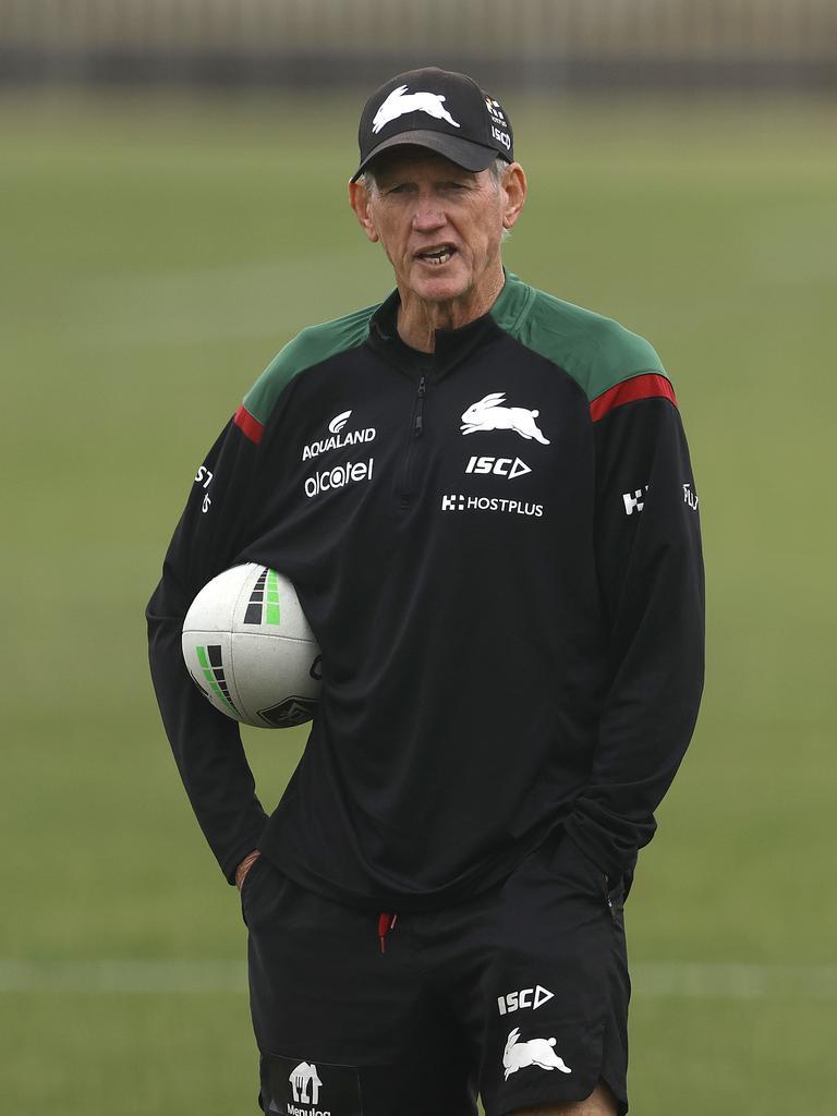 Coach Wayne Bennett