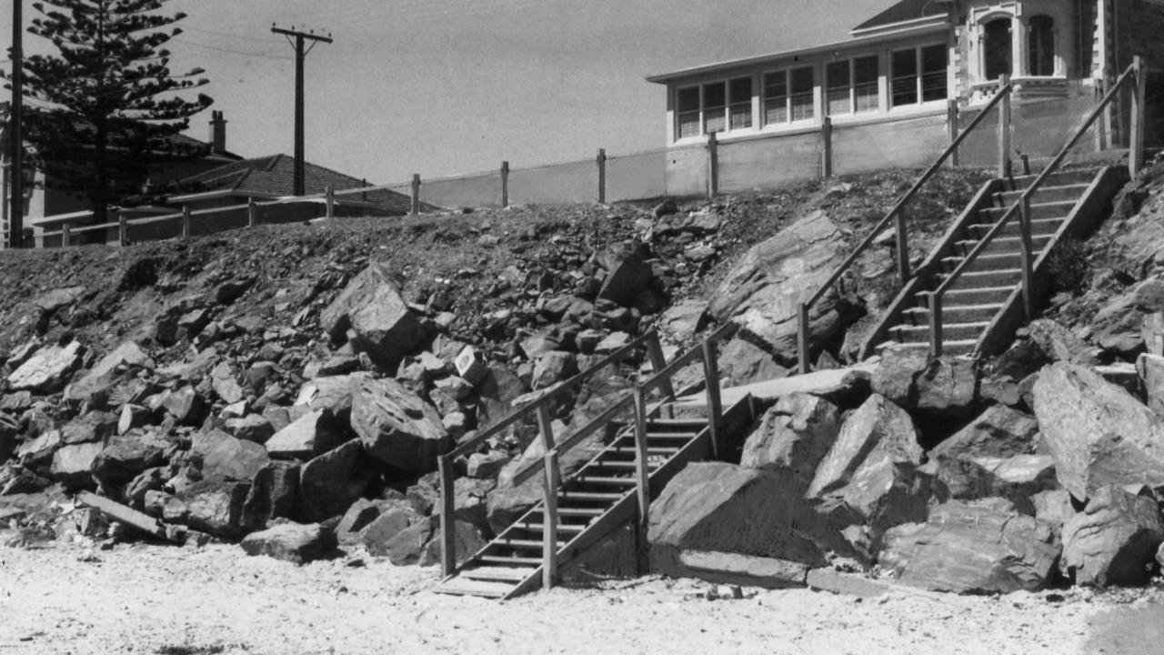 The man's body was found slumped on Somerton Beach on December 1, 1948.
