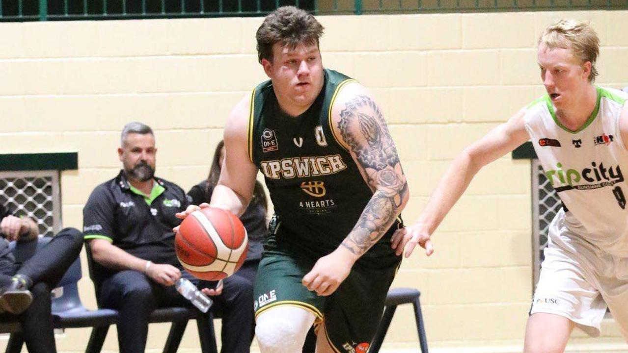 Ipswich Force basketballer Cooper Ward is returning to Canada to continue a scholarship he started before the COVID sporting shutdown.