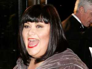 Dawn French gets candid about weight gain