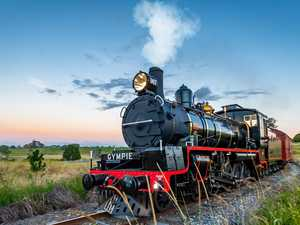 Gympie revisits the glory days of steam