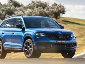 The seven-seater SUV that sounds like a V8 and goes hard