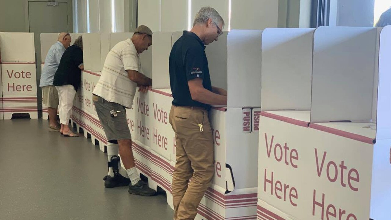 QLD ELECTION: Where you can vote in Mirani.