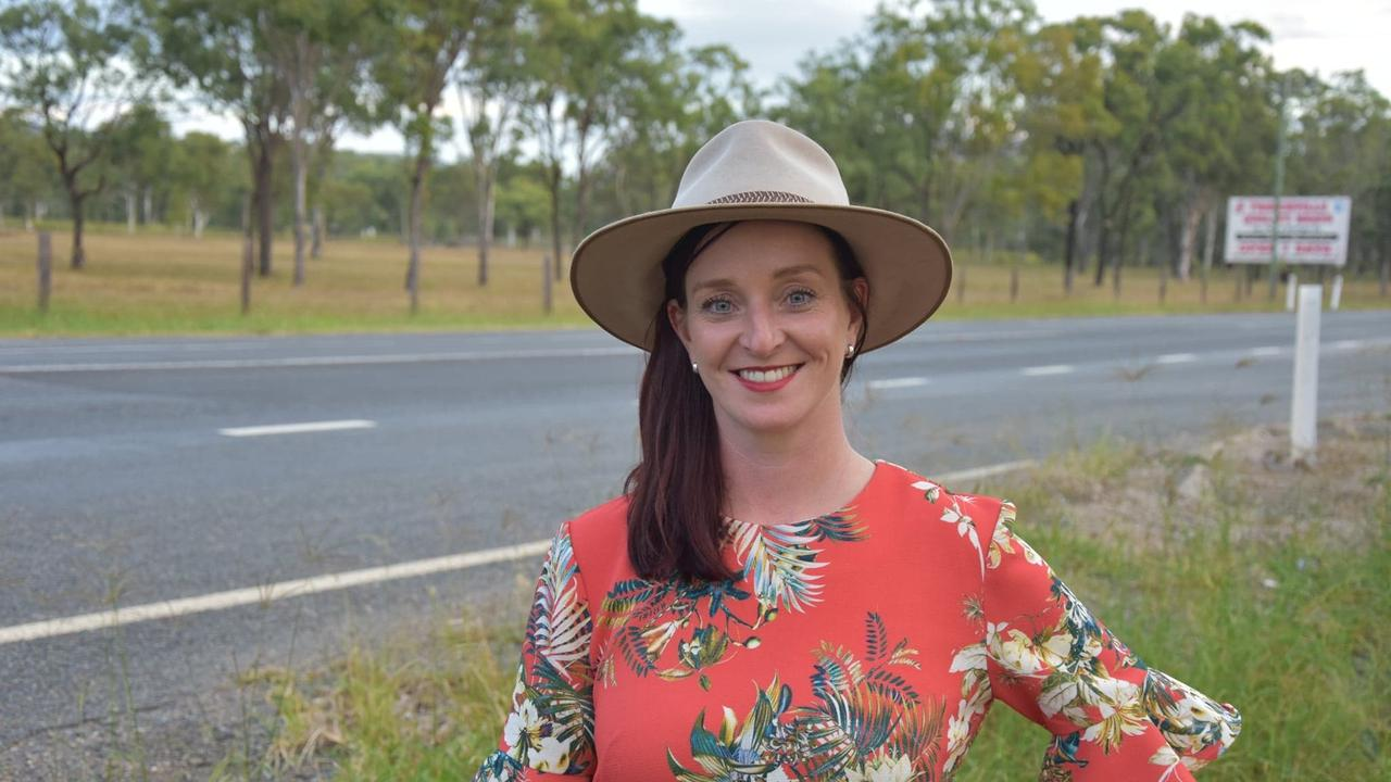 TRILLED: Keppel MP Brittany Lauga is happy to learn schools in her electorate will receive the funding.