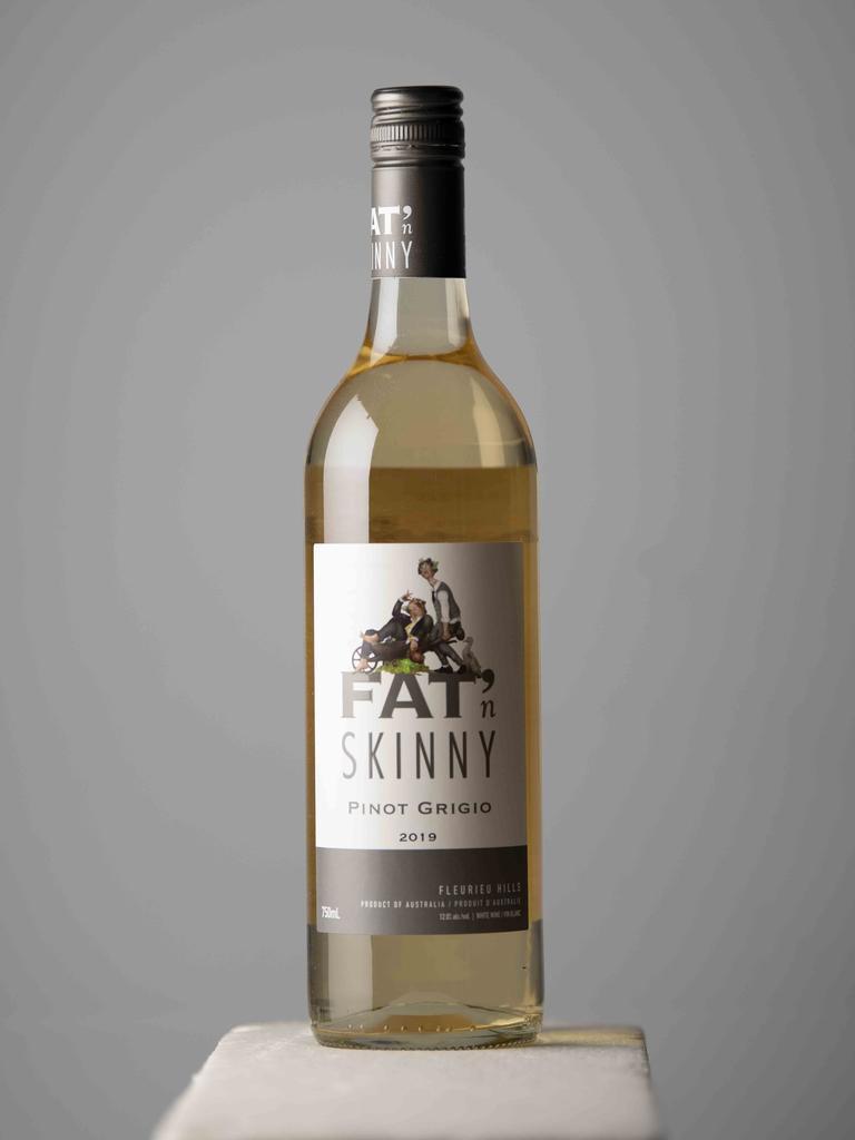 Fat'n Skinny Fleurieu Peninsula Pinot Grigio 2019