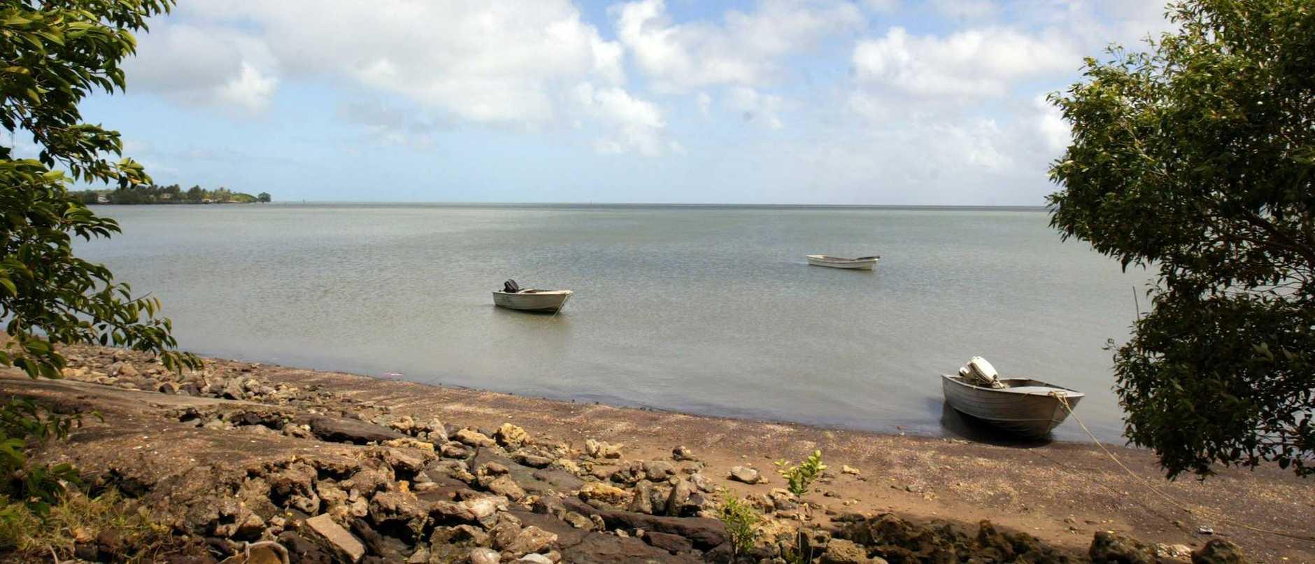 Torres Strait. Saibai Island.