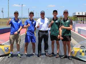 Race pits Mackay students against Bundaberg teams