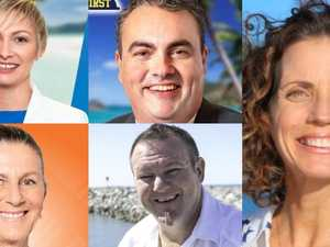 Qld election: Whitsunday candidates in schools battle