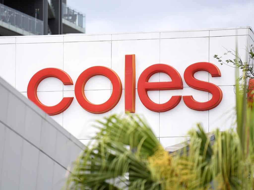 Coles Closed Down
