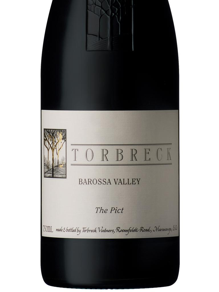 Torbreck The Pict 2017. Picture: Torbreck Wines