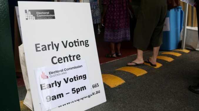 Where to vote in Mackay, Mirani, Burdekin, Whitsunday