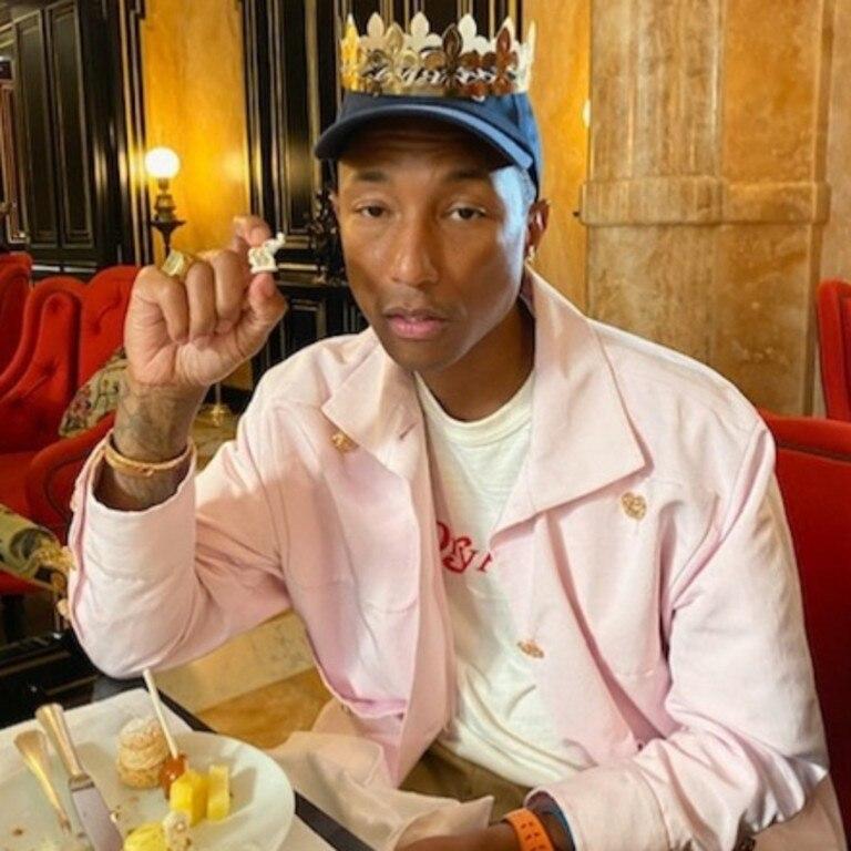 Pharrell Williams. Picture: @pharrell/Instagram