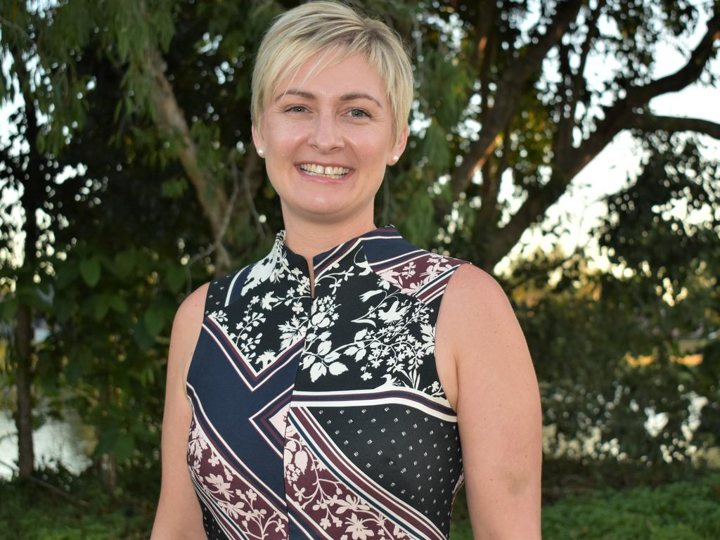 LNP candidate for Whitsunday Amanda Camm. Picture: Heidi Petith