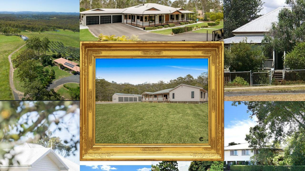The top 10 houses that sold so far this year in 2020 in the Lockyer Valley region.