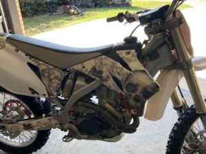 Police need public's help to find stolen motorcycle