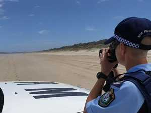 SON OF A BEACH: Police blitz speeding, drink drivers