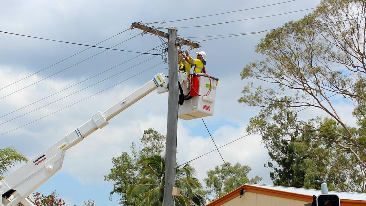 Bundaberg residents may lose power during a planned outage as crews from Ergon Energy complete works. Photo Contributed