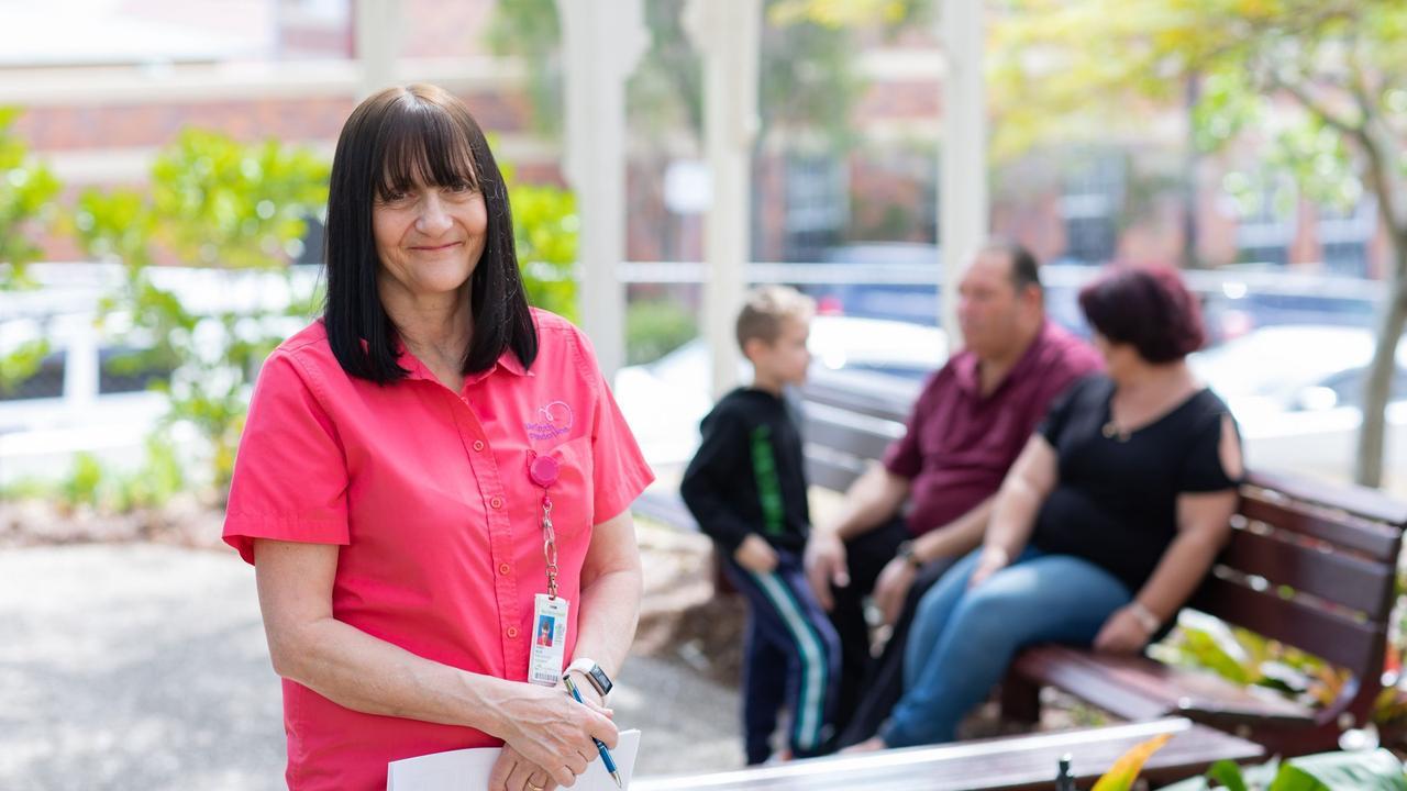 West Moreton Health's McGrath Breast Care Nurse Karen Miles.