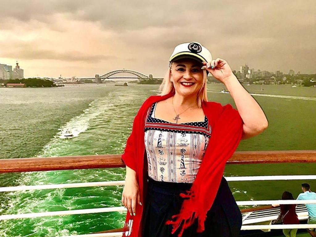 Sydney Cruise blogger Honida Beram. Picture: Instagram