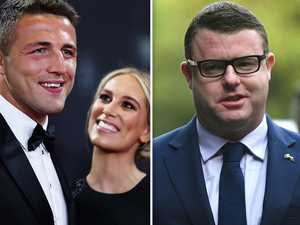 'I'm sorry': New twist in Burgess texting scandal affair