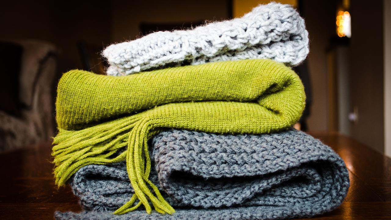 Scarves and accessories need to be considered when storing Picture: Kelly Sikkema/ Unsplash