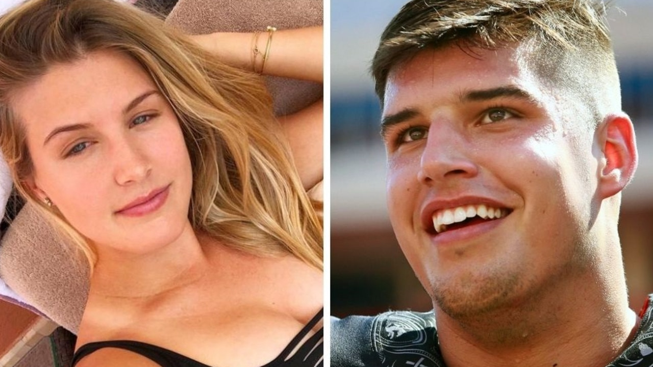 """Eugenie Bouchard's love life is in the spotlight again after it emerged things are getting """"serious"""" with her new, well-known boyfriend."""