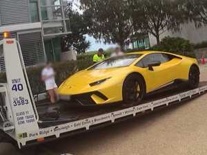 Cops seize $385k Lambo after locals dob in speedsters