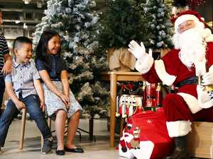 How Santa photos will be different in Australia this year