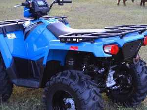 Overloaded all-terrain vehicle involved in fatal incident