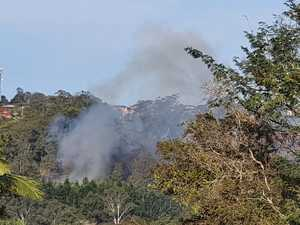 Bushfire in East Lismore now under control