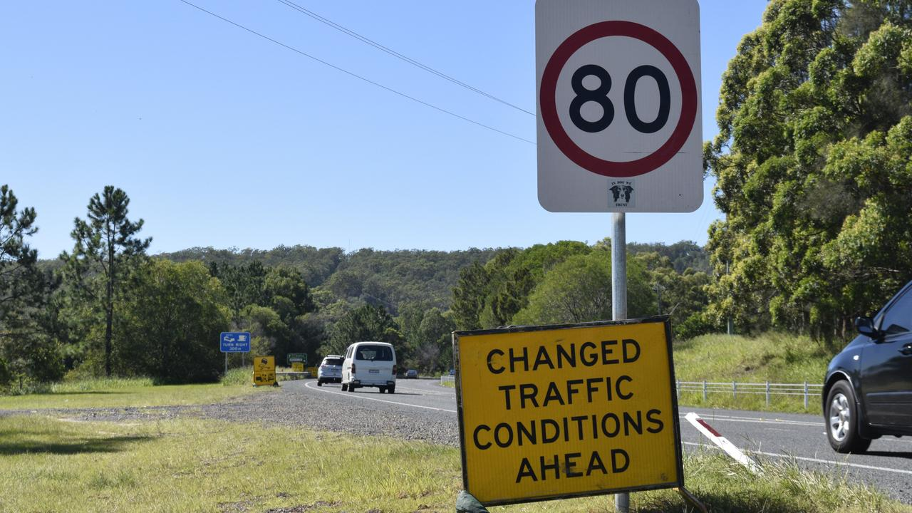 ROADWORKS: Changed traffic conditions will be in place on the Woolgoolga to Ballina Pacific Highway upgrade.