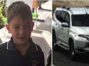 Miracle after boy kidnapped by car thief